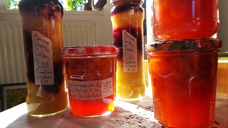 mary Lou confiture